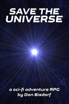Save the Universe