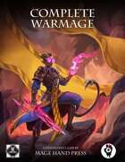 Complete Warmage