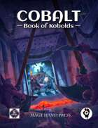 Cobalt Book of Kobolds