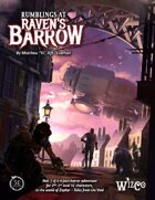 Rumblings at Raven's Barrow - 2nd-3rd Level