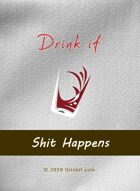 Drink if: Shit Happens Pack