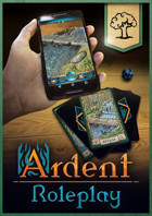 Ardent Roleplay Cards - Forest Suit