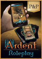 Ardent Roleplay Cards - High Fantasy Print and Play
