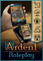 Ardent Roleplay Cards - High Fantasy Deck 01