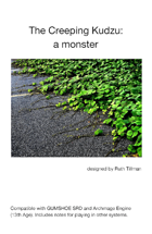 Creeping Kudzu: A Monster Zine
