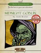 Midnight Goblin Solo Gamebook - Hero Kids Compatible