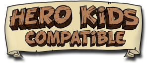 Hero Kids Compatible