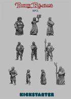 Medieval Scenery - NPC Pack 1