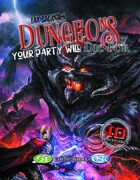 DUNGEONS YOUR PARTY WILL DIE FOR