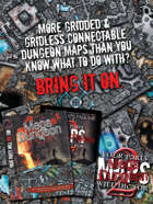 Maps Your Party Will Die For 2: Mega-Dungeon Bundle [BUNDLE]