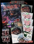 5e DM's Bundle  [BUNDLE]