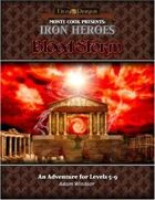 Iron Heroes: Blood Storm