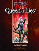 Monte Cook's Ptolus: Queen of Lies