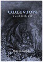 Oblivion - Schede PG Pre Generate per Museborn GdR