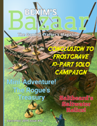 Bexim's Bazaar Gaming Magazine Issue #12