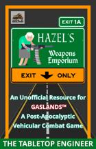 Hazel's Weapons Emporium