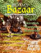 Bexim's Bazaar Gaming Magazine Issue #20