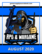 RPG & Wargame Supply Sourcebook