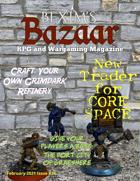 Bexim's Bazaar Gaming Magazine Issue #26