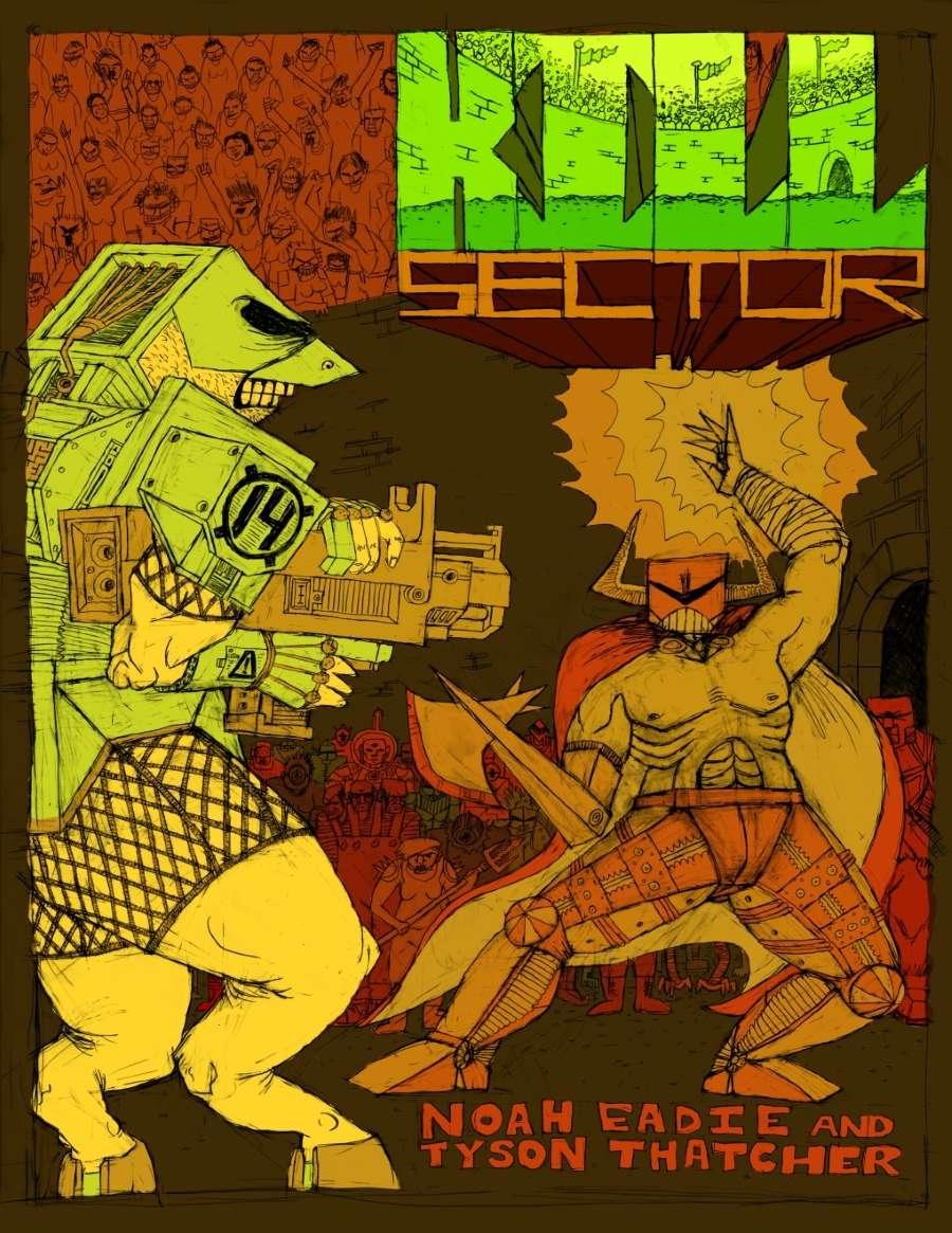 (MAJOR UPDATE 9/23) Kill Sector Core Rulebook