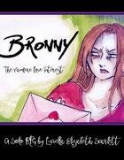 Bronny the Vampire Love Interest