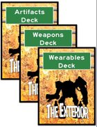 5E Post-Apocalyptic Junk Loot  [BUNDLE]