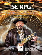 5E RPG: Time Travel Adventures