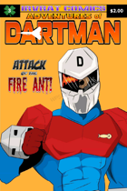 Adventures of Dartman #3