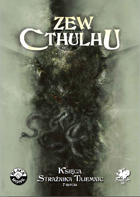 Zew Cthulhu 7ed. - Księga Strażnika