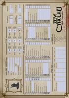 Zew Cthulhu 7ed. - Interaktywna Karta Badacza 1920