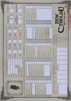 Zew Cthulhu 7ed. - Interaktywna Karta Badacza 1890