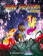 My Little Pony: Tails of Equestria - The Festival of Lights