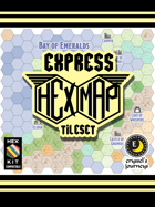 Express Hex Map Tileset