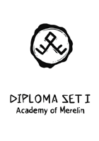 Tale - Diploma Set I - Academy of Merelin
