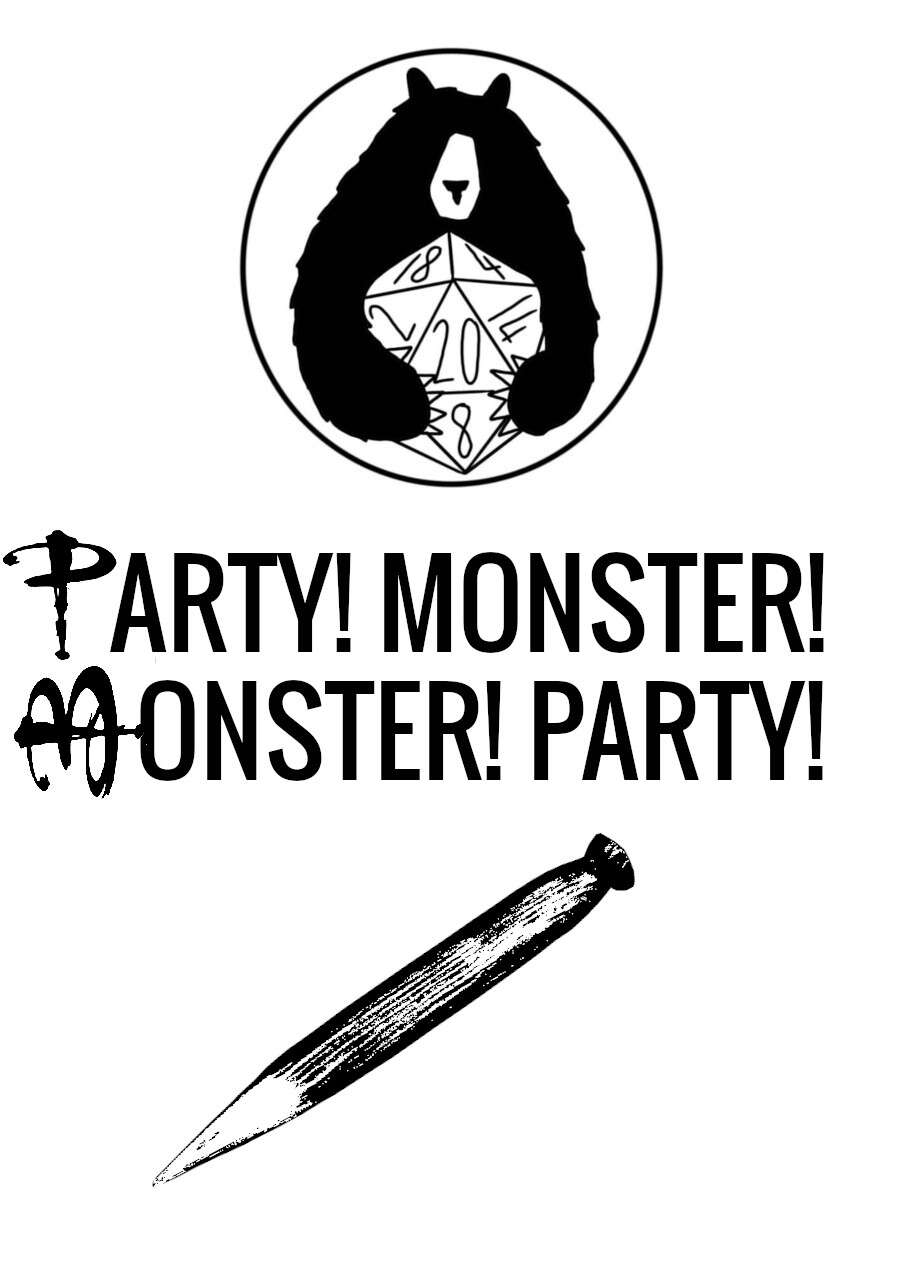 Party! Monster! Monster! Party!