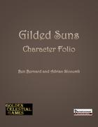 Gilded Suns Character Folio