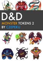 DnD Monster Tokens 2