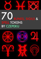 70 Eldritch Runes, Sigils and Spells