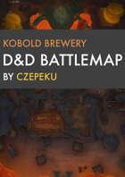 Kobold Brewery DnD Battlemaps