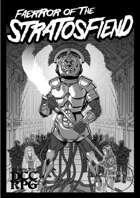 FAE HARDER : FAERROR OF THE STRATOSFIEND