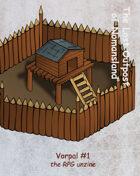 Vorpal, the RPG unzine (ISSUE #1)
