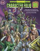 Mutant Mayhem Minis Character Folio 1