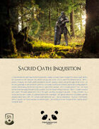 Sacred Oath: Inquisition
