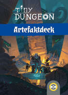 Tiny Dungeon: Artefaktdeck