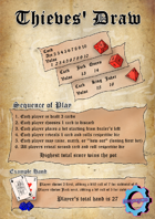 Thieves' Draw [Card Game]