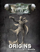 Eldritch Century - Origins STL bundle