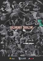 Legendary Dragons 3D
