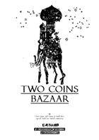 Two Coins' Bazaar