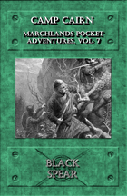 Camp Cairn - Adventure for Black Spear