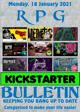 RPG Kickstarter Bulletin 18th January 2021